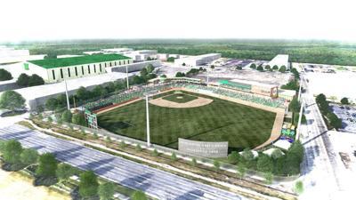 new Marshall stadium