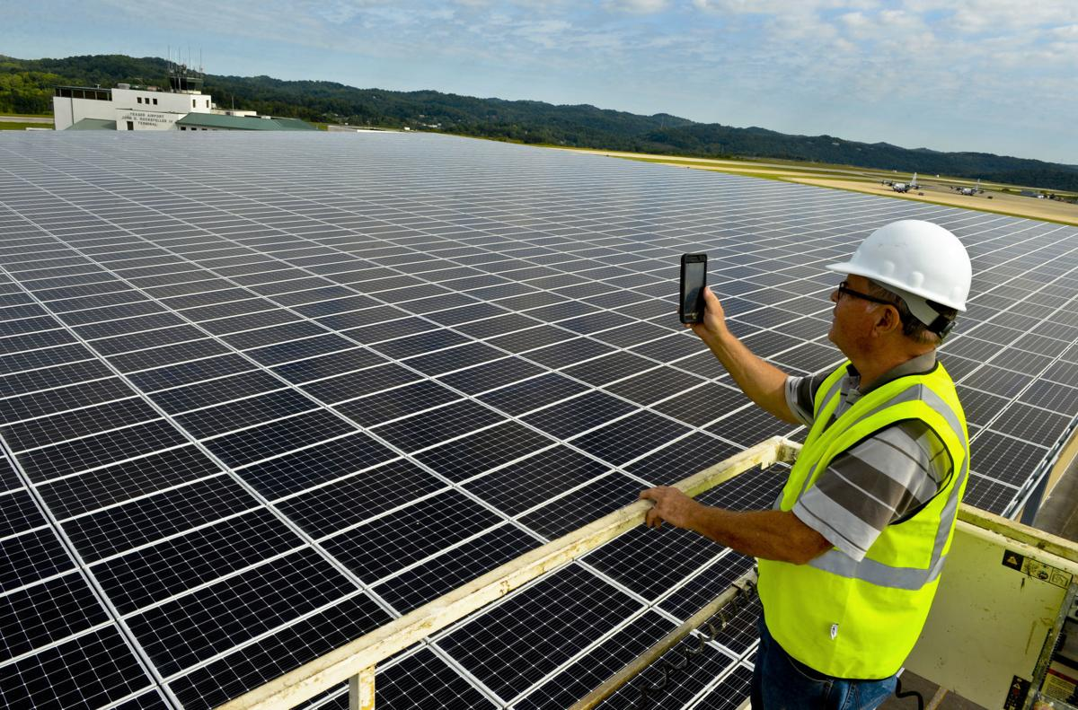 Yeager S 4 Million Solar Project Expected To Be