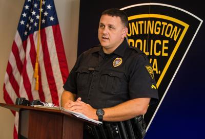 Huntington police officer leading crackdown on drug-related