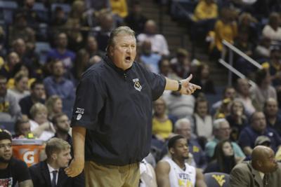 NJIT West Virginia Basketball