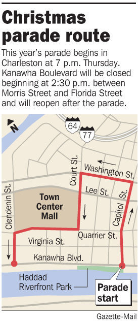 Charleston Wv Christmas Parade 2020 Charleston Christmas Parade entries nearly double from 2018