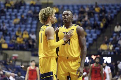 Austin Peay West Virginia Basketball