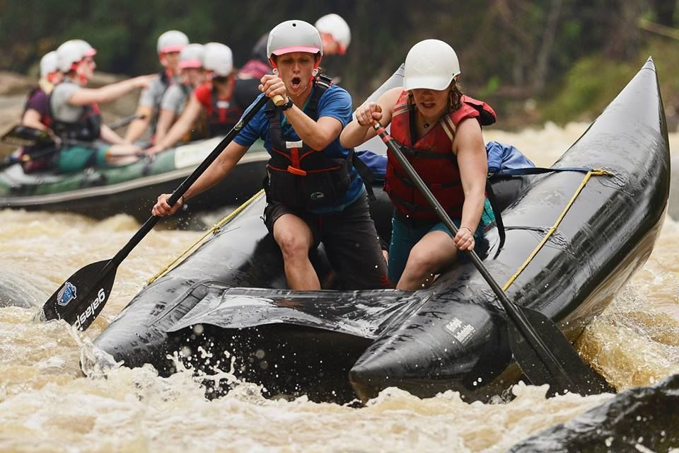 WV guides on US team in world whitewater rafting championship