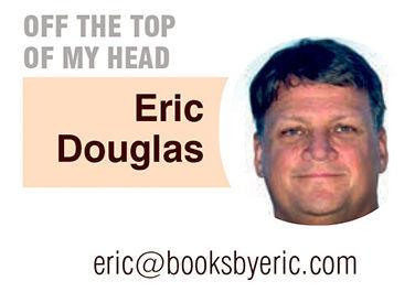 Eric Douglas sig