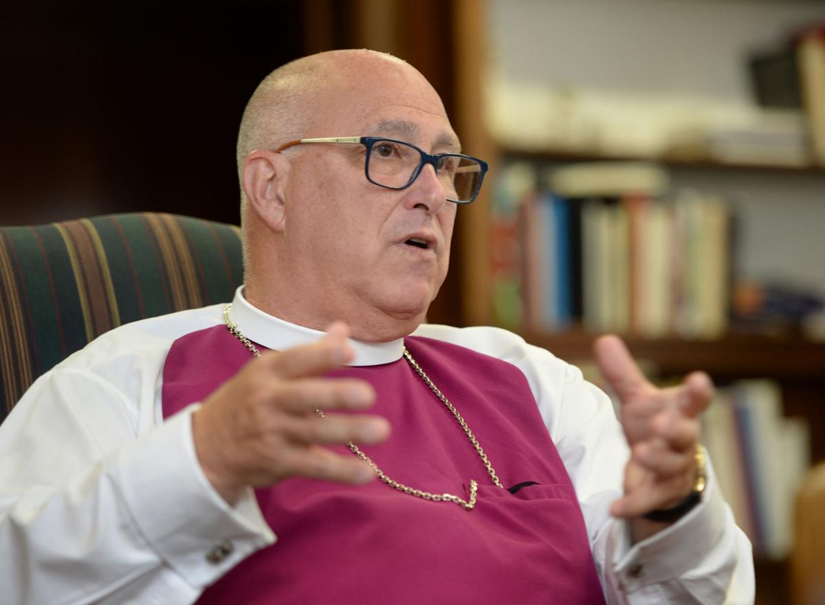 Rt. Rev. W. Michie Klusmeyer 7th Bishop, Diocese of West Virginia