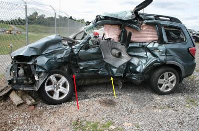 Santini's Vehicle