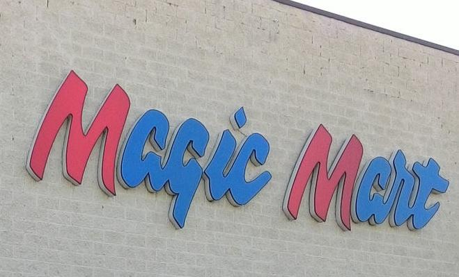 Magic Mart