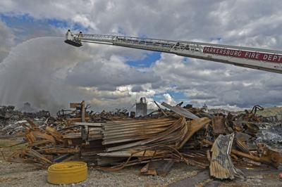 parkersburg fire