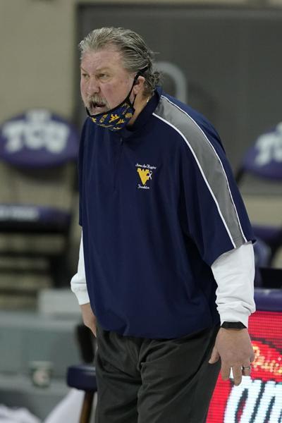 Hugly Virginia TCU Basketball