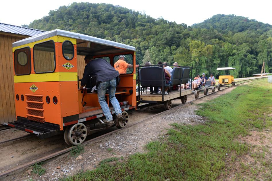 Flood spawns birth of rail bike rides along remote, scenic