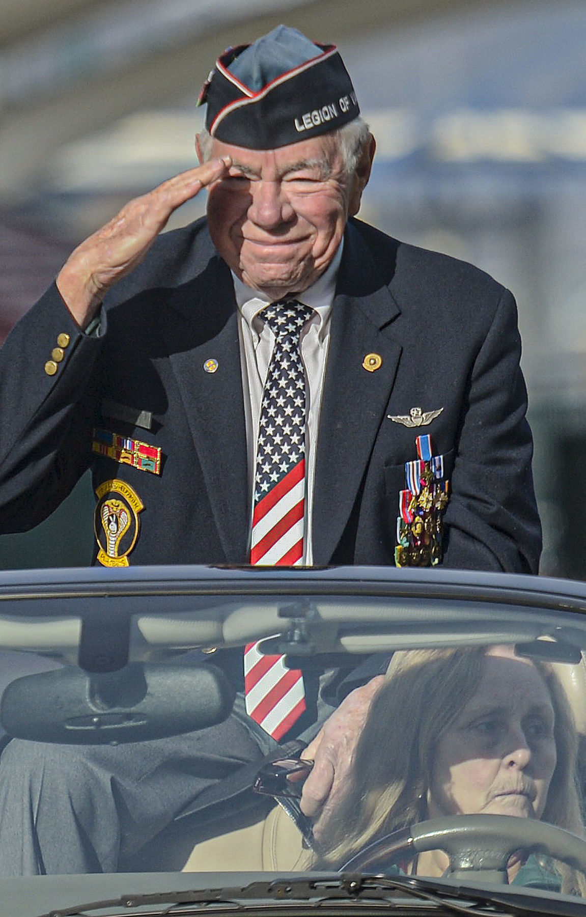 Veterans Day Parade 4