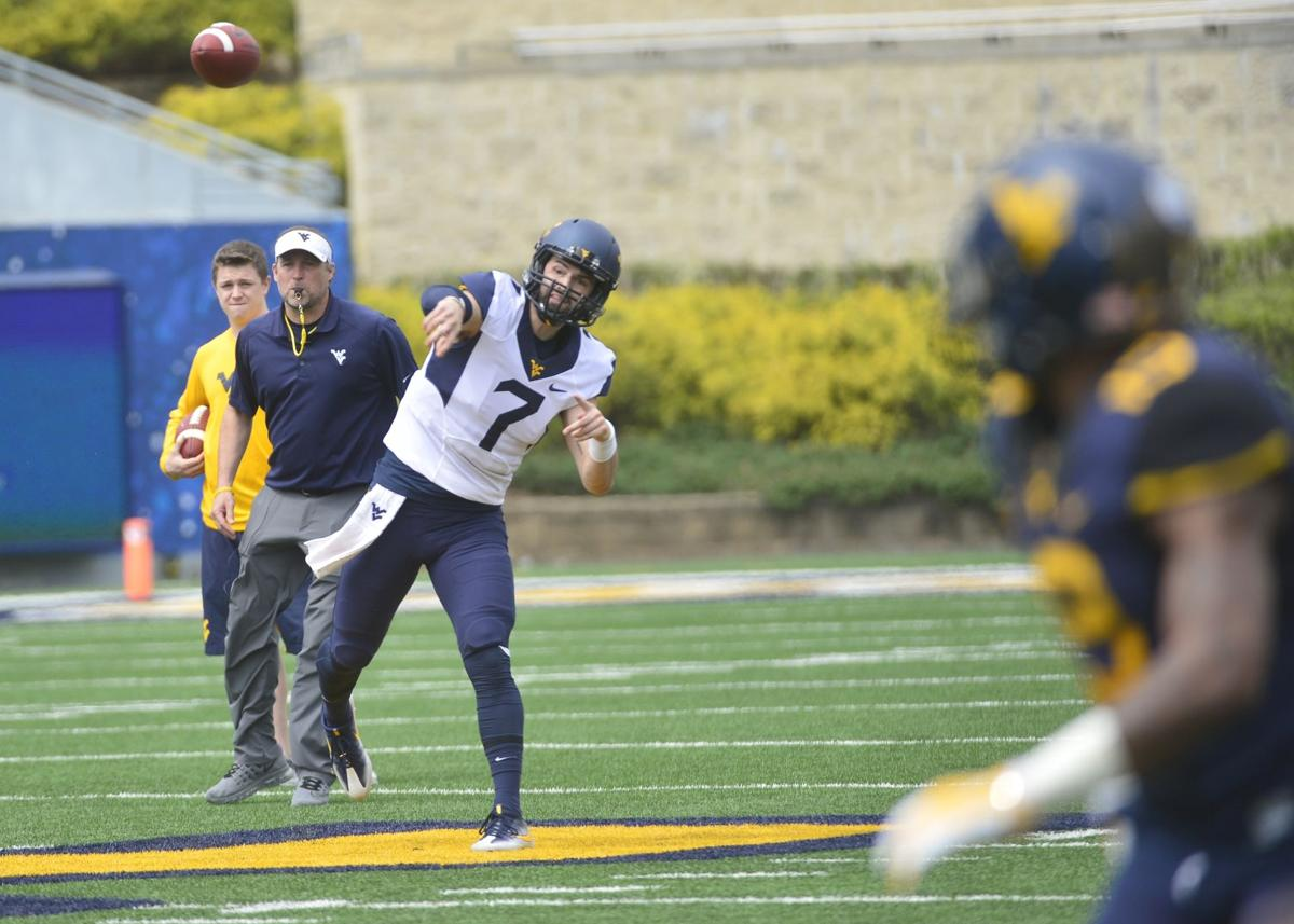 9cf88d04a Mike Casazza  WVU making itself attractive home to transfer QBs ...