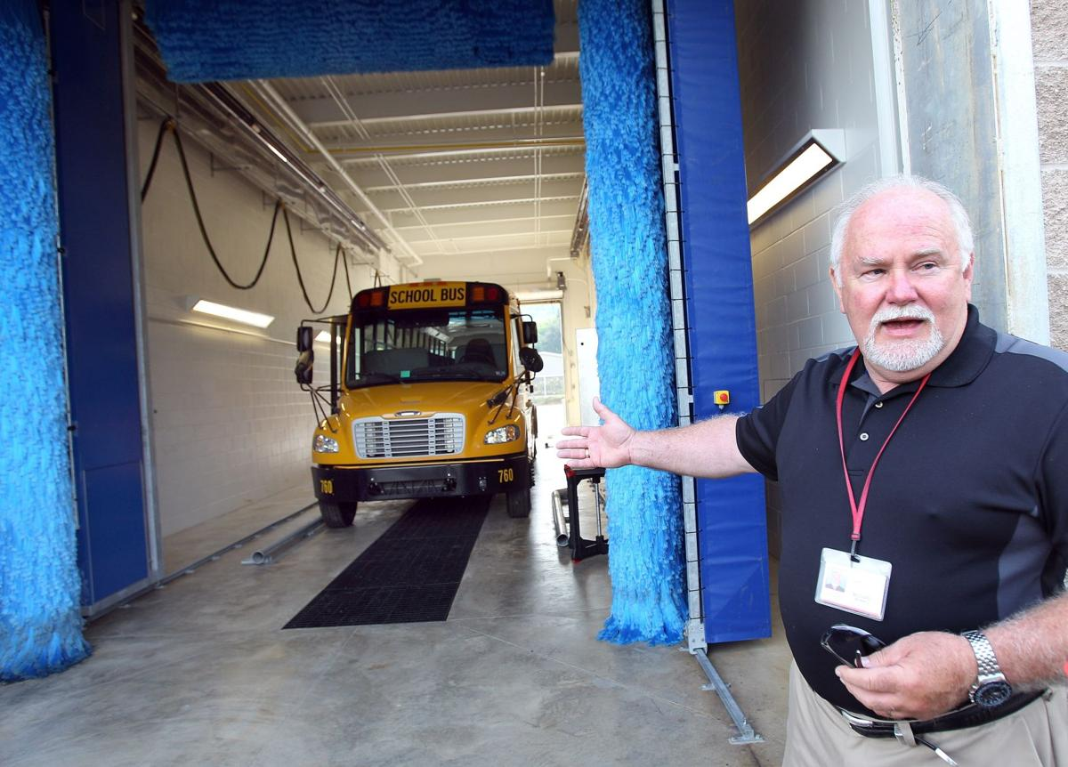 Cabell County opens new transportation complex