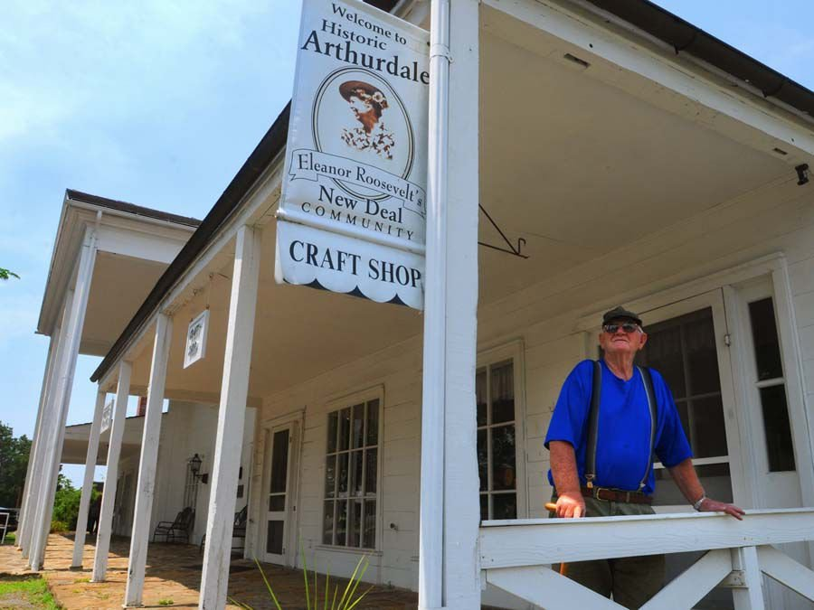 Arthurdale was New Deal's first homestead