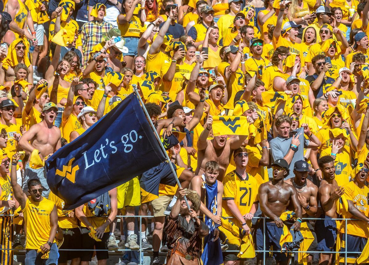 WVU vs. Virginia Tech