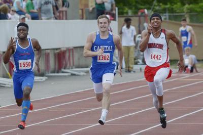 Track and field state meet: Hurricane-Huntington boys duel
