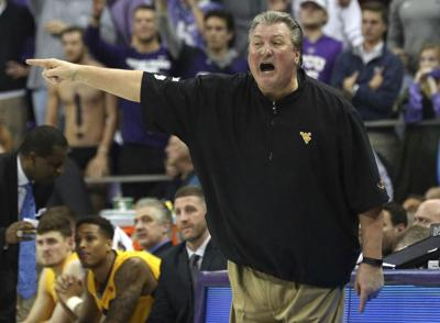 West Virginia TCU Basketball