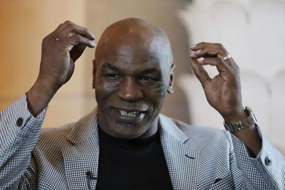 Marijuana Mike Tyson