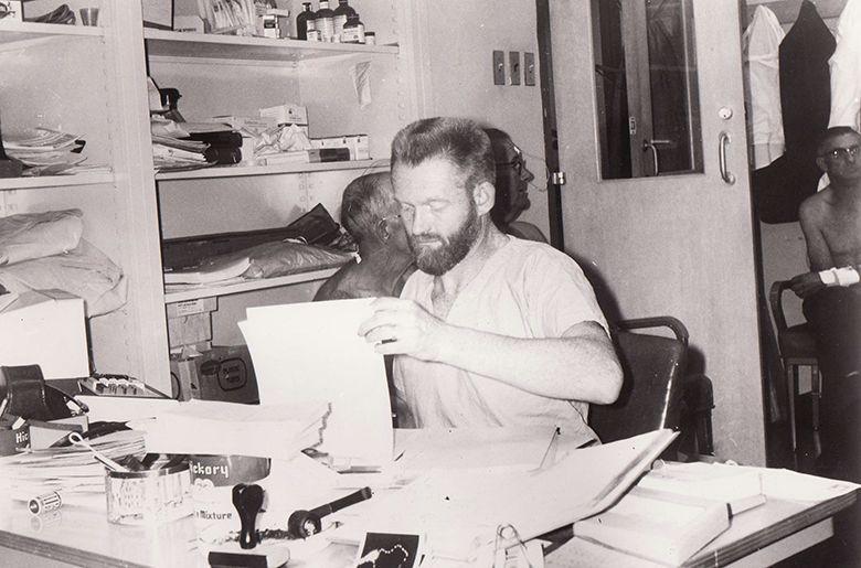 Rasmussen, pioneering black lung researcher, dies at 87