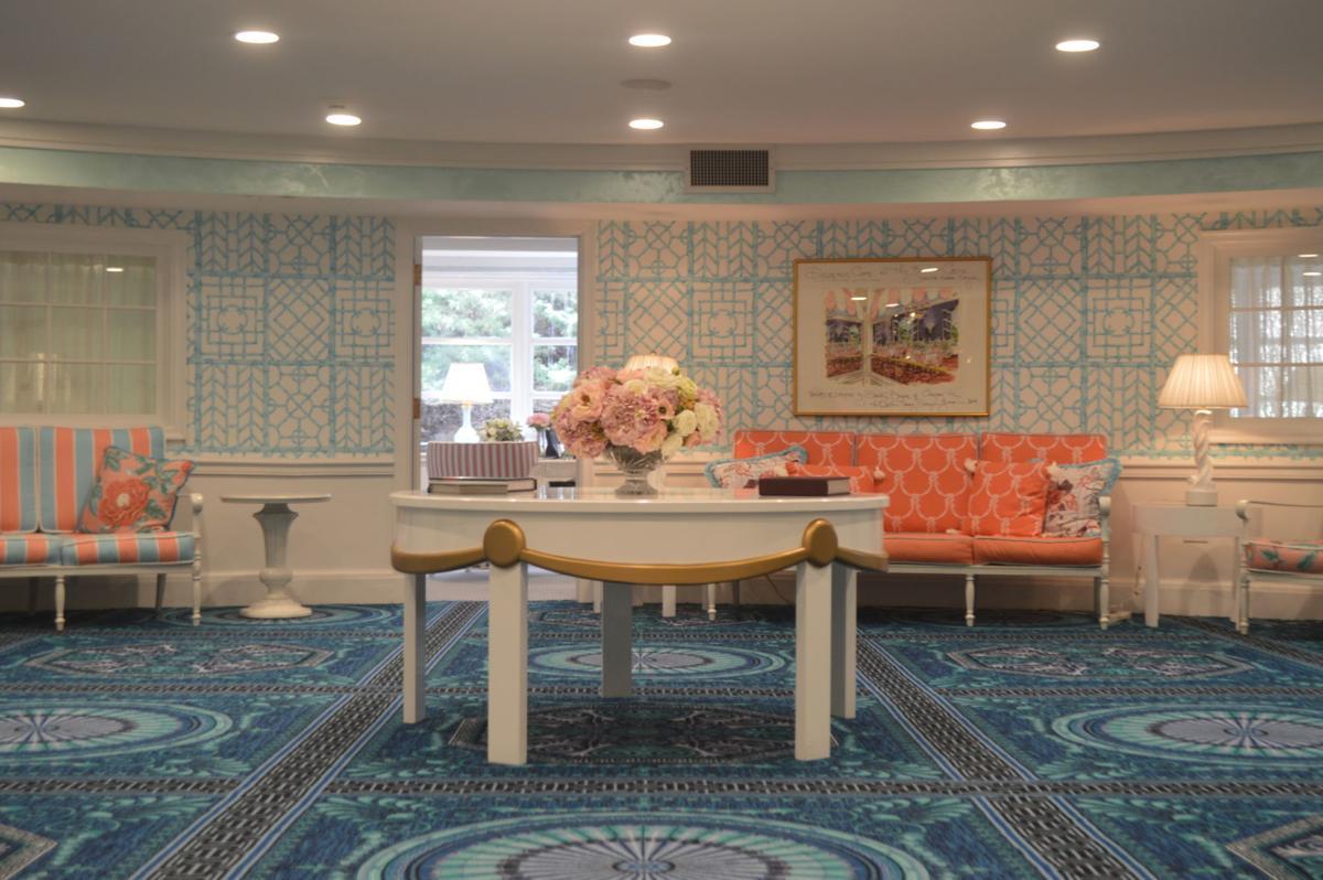 Famed Decorator Carleton Varney Shares The Greenbriers