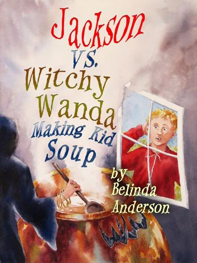 WV Book Team: Witchy Wanda flies in for Halloween