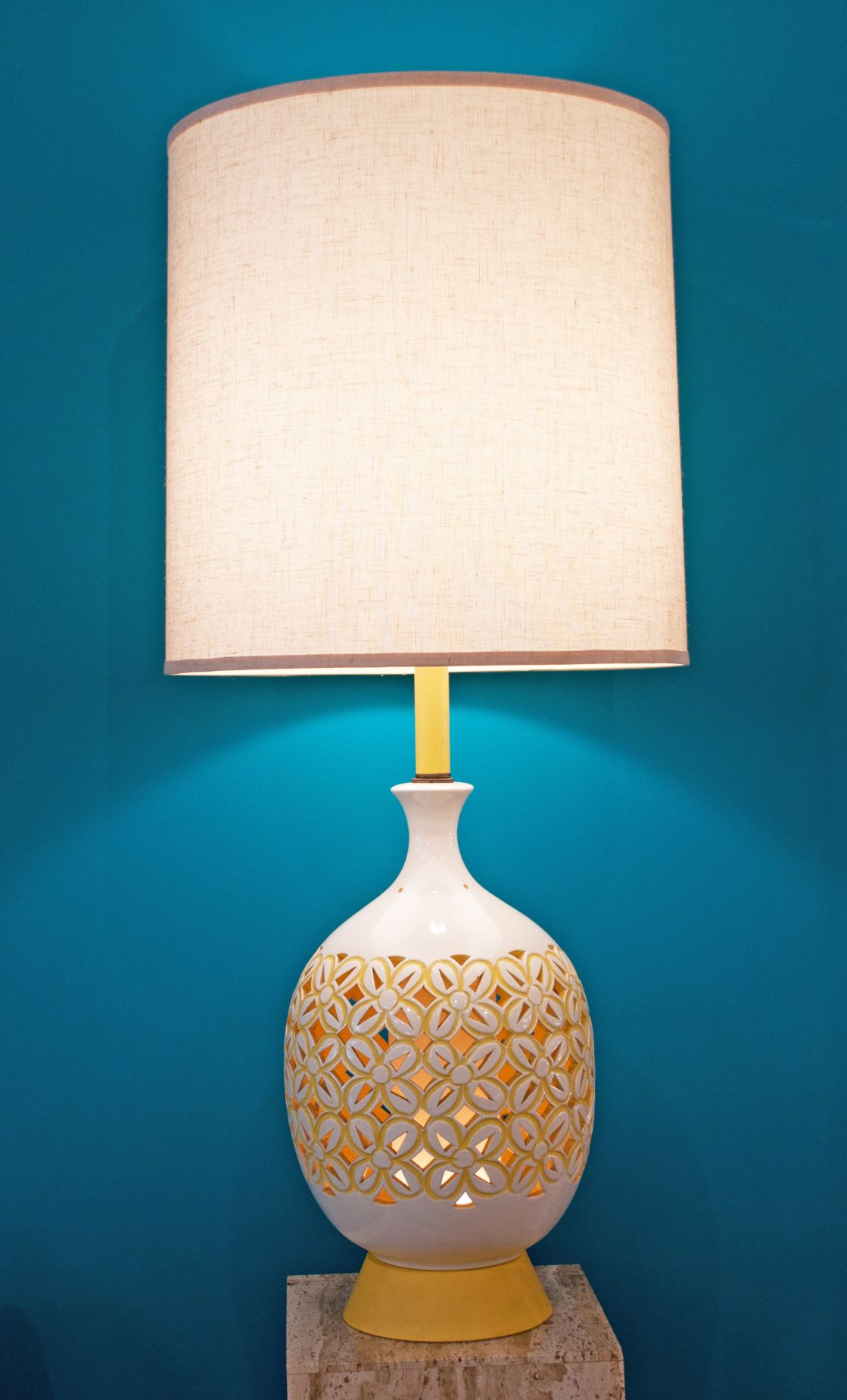 WV Design Team: Brighten Your Home With Vintage Lamps