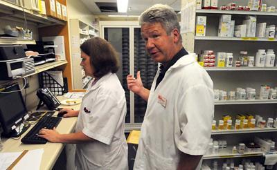 W.Va., others to link Rx database to hinder, halt 'doctor shoppers'
