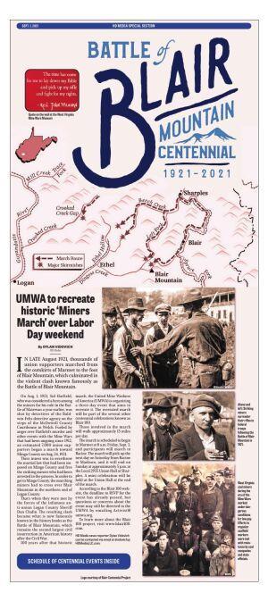 Battle of Blair Mountain Centennial