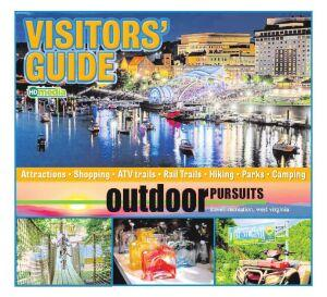 Outdoor Pursuits - 2021 Visitors' Guide