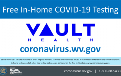 Free in-home COVID-19 testing