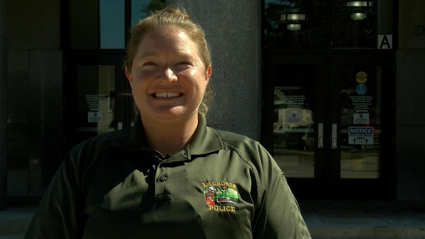 School Resource Officer Jovanna Nedland