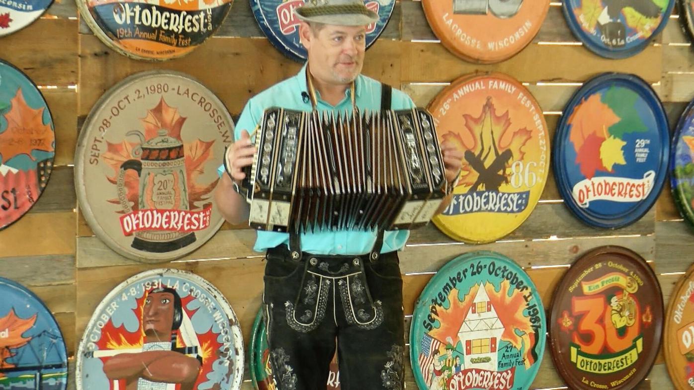Brian Brueggen Performs Polka