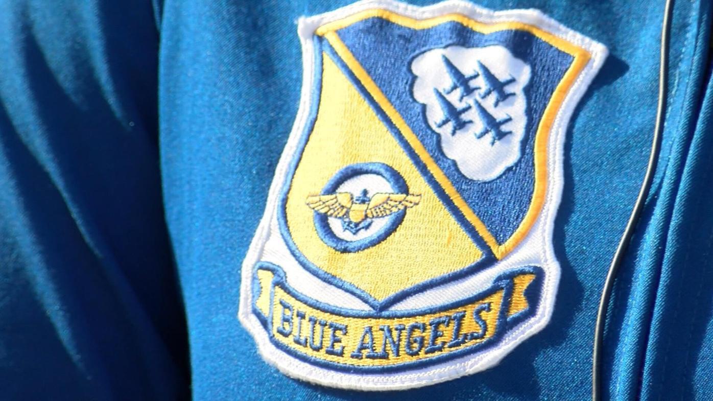 blue angels come to la crosse 2
