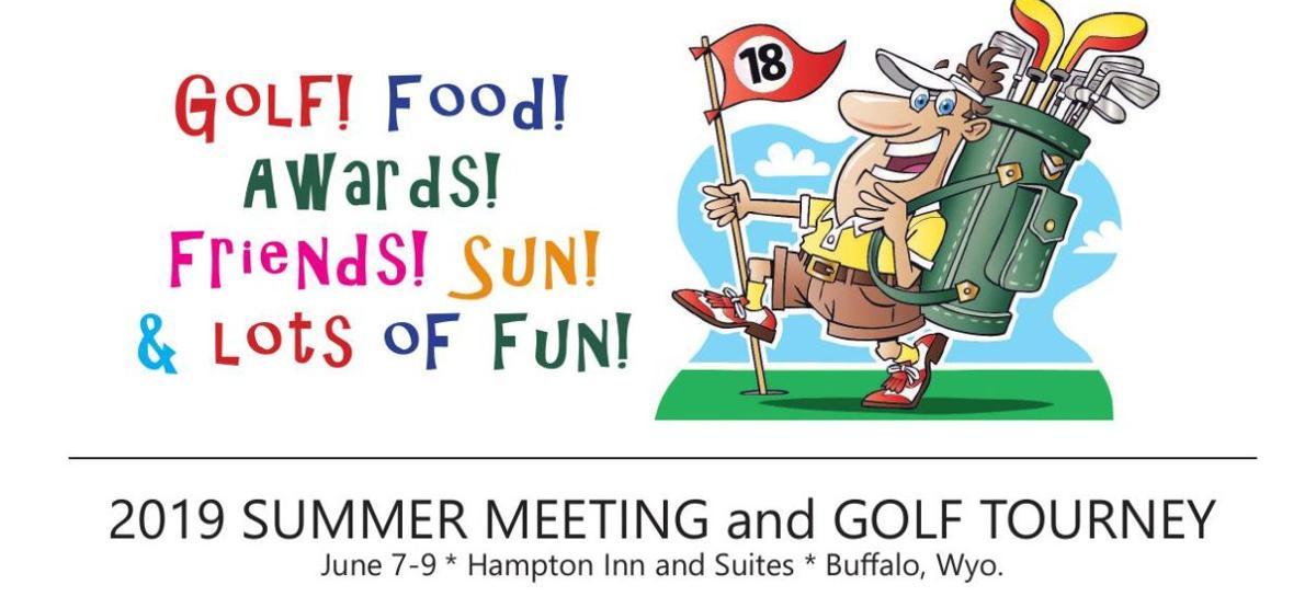 Summer 2019 Golf Tournament Flyer