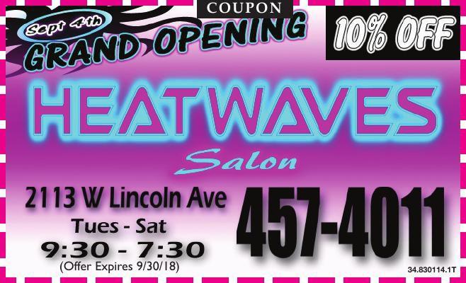 Heatwaves Salon
