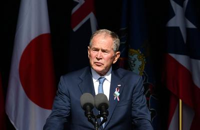 OPED-BUSH-EXTREMISTS-EDITORIAL-GET