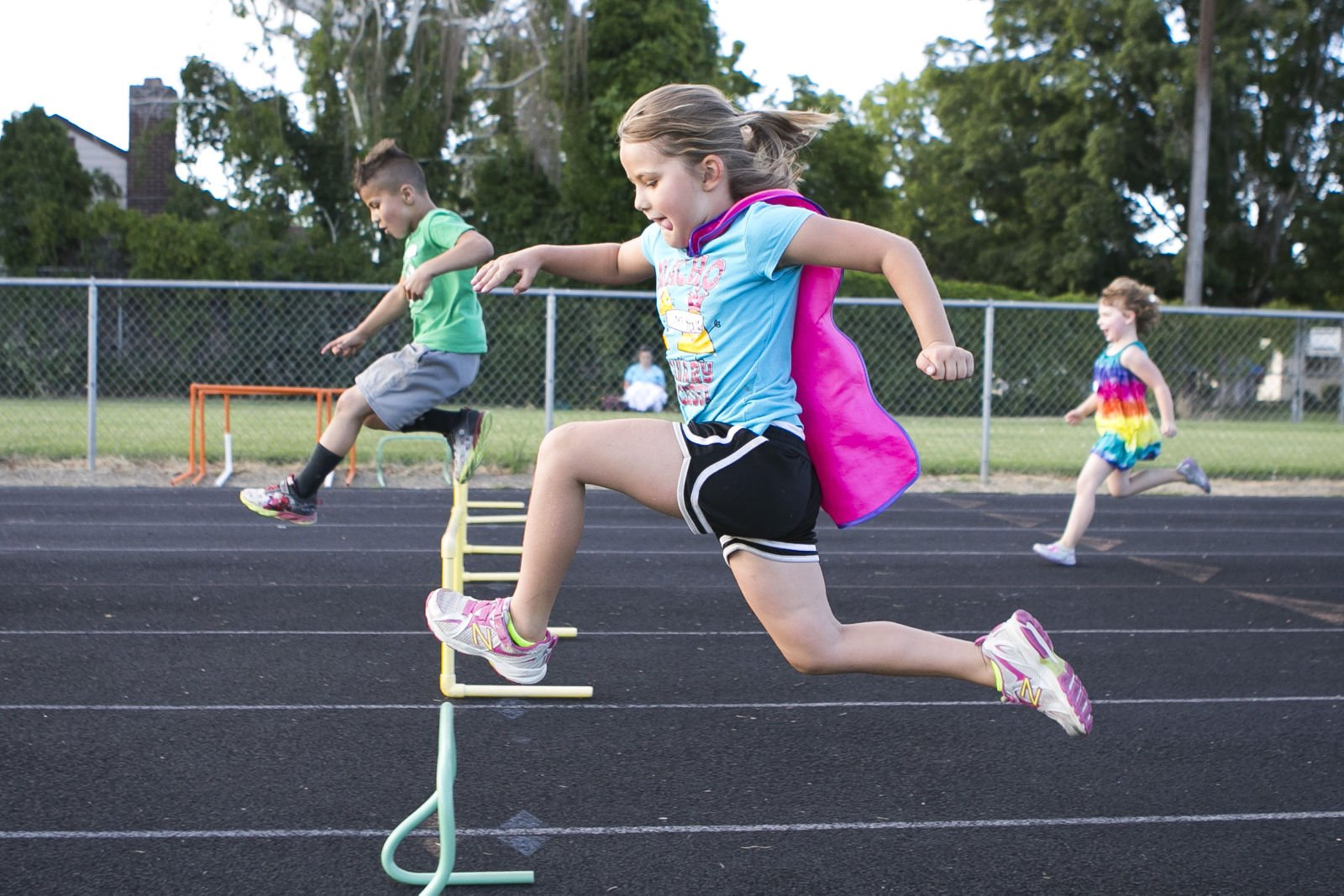 Yakima Youth Track Camp