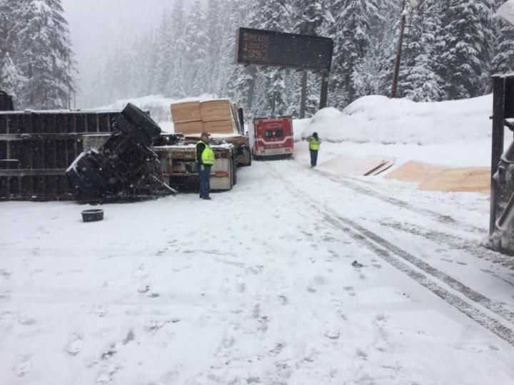 I-90 re-opens over Snoqualmie Pass | Local | yakimaherald com