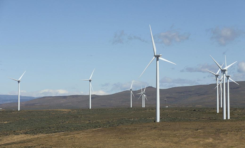Central Washington stepping up to produce renewable energy