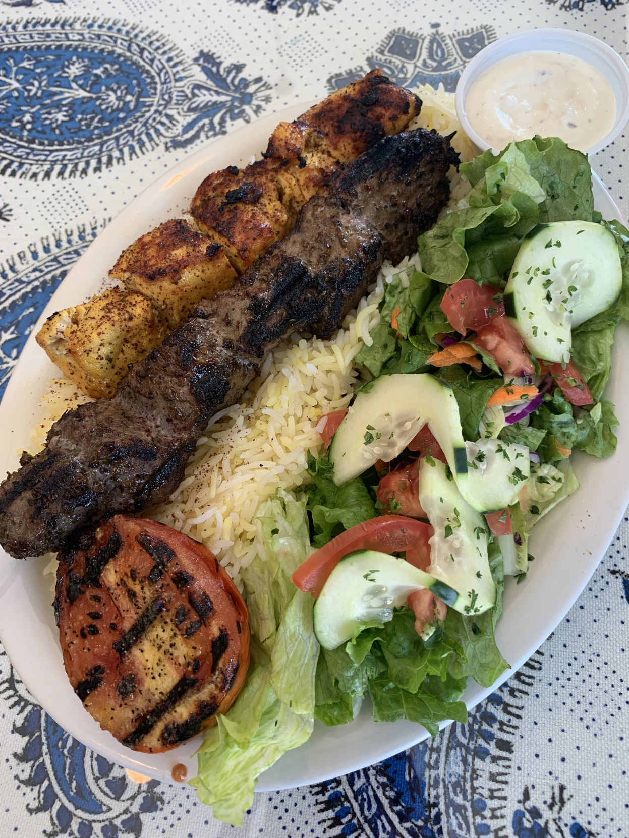 Dishing it Up: Kabob House
