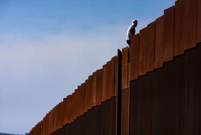 Alcanzó récord número de migrantes en Estados Unidos en mayo