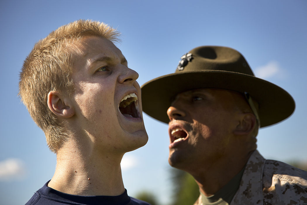 Marines Boot Camp Workout Sport Fatare