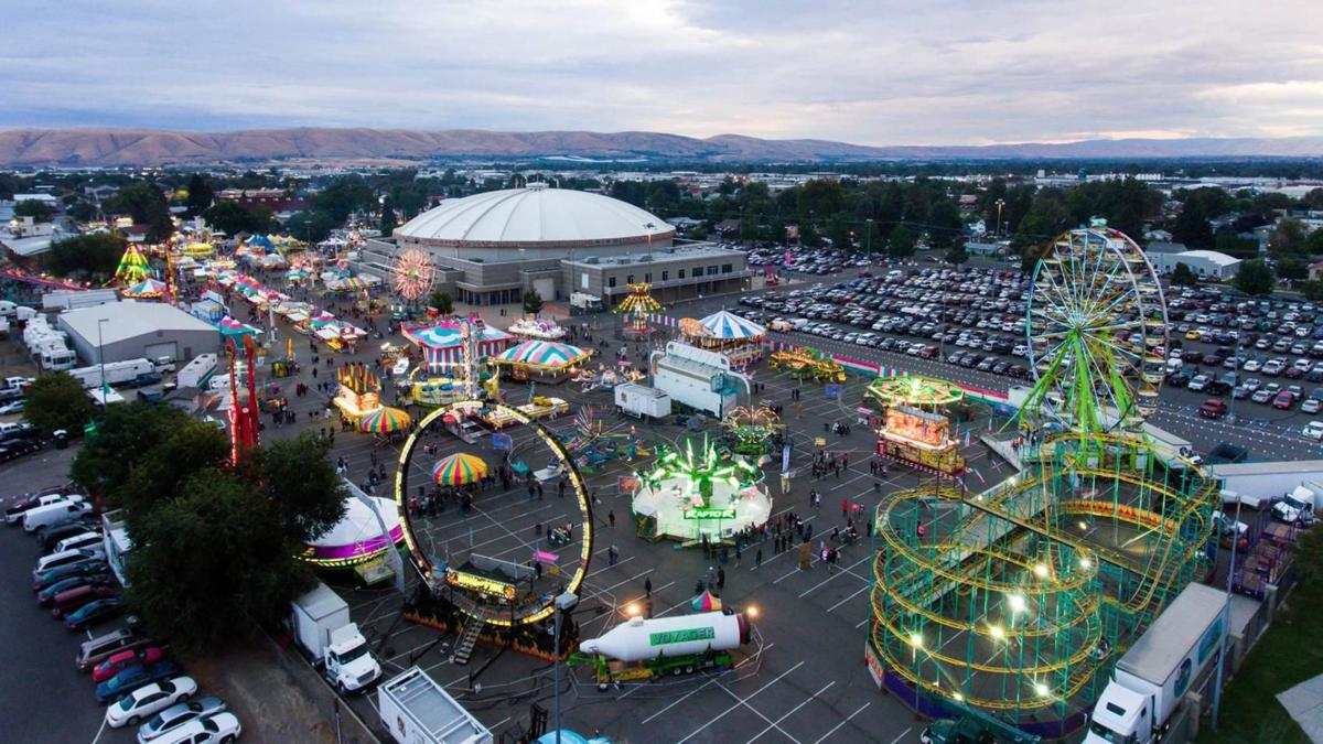 Central Washington State Fair