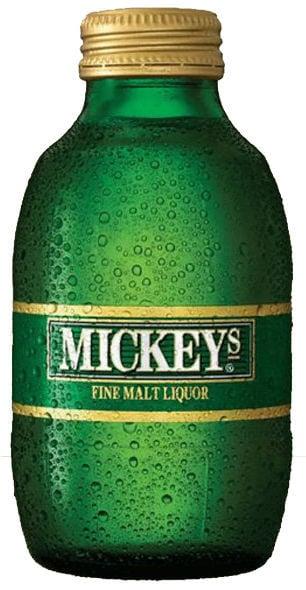 mickeys beer