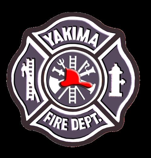 Yakima Fire Department logo