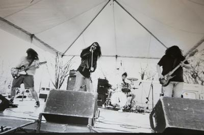 Mudhoney plays Yakima on Saturday. Here's the story of how grunge took hold in some unlikely locations in Central Washington.