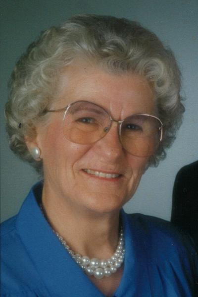 Ruth Edith Whitford Hatzenbeler