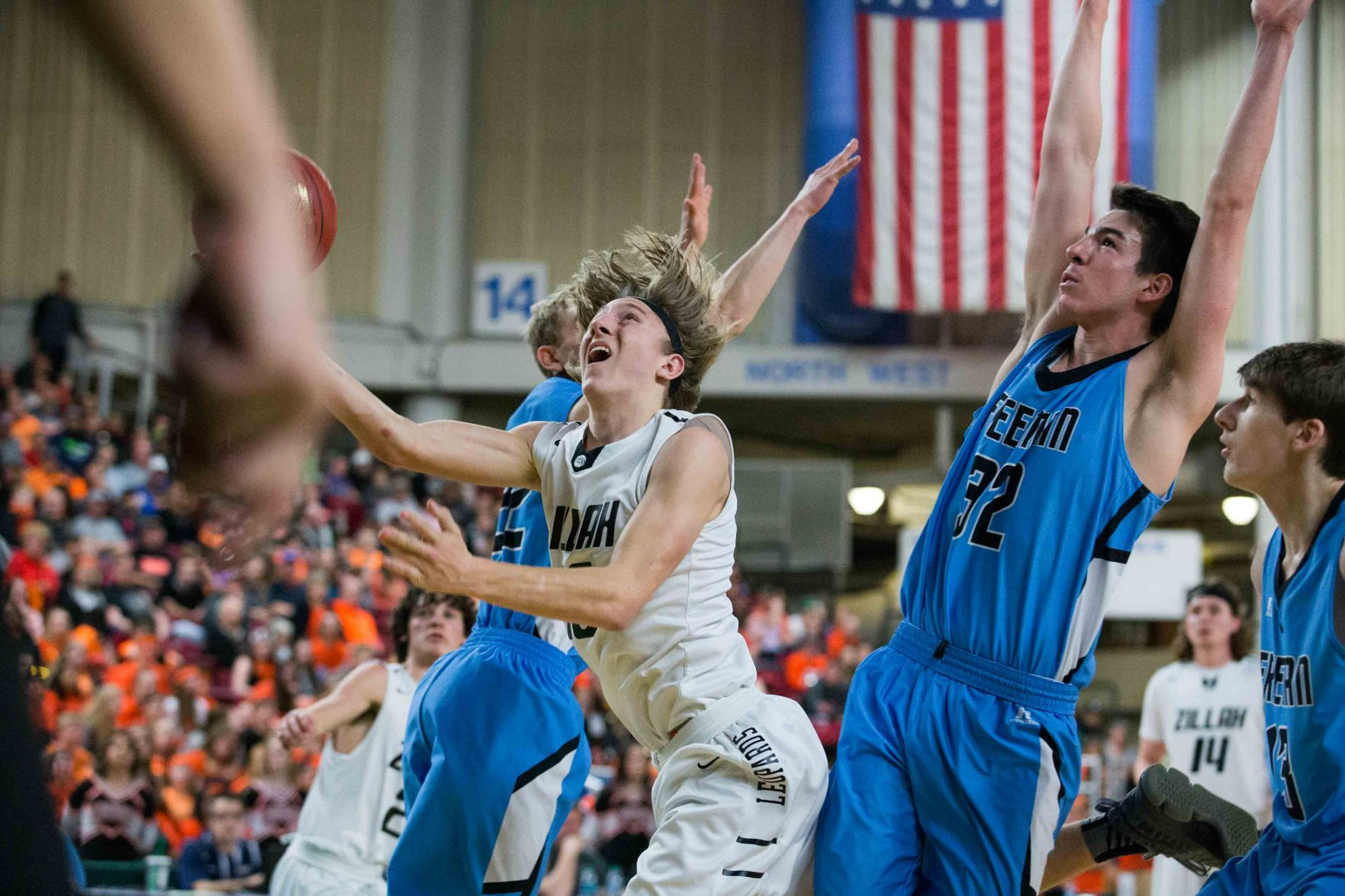 Whitaker leads Zillah boys to 1A state