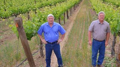 Prosser winery