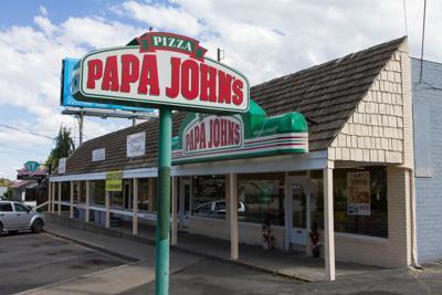 Former Papa John's location